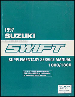 suzuki swift wiring diagram manual suzuki image 1996 1997 suzuki swift wiring diagram manual original on suzuki swift wiring diagram manual
