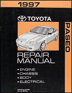 1997 toyota 4runner repair manual