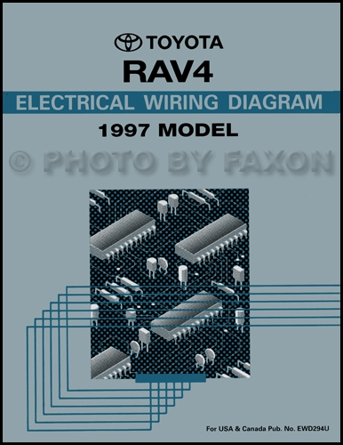 1997ToyotaRAV4OWD 1997 toyota rav4 wiring diagram manual original 2000 toyota rav4 wiring diagram at panicattacktreatment.co