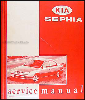 1998 2000 kia sephia repair shop manual original rh faxonautoliterature com Kia Optima Repair Manual Kia Optima Repair Manual