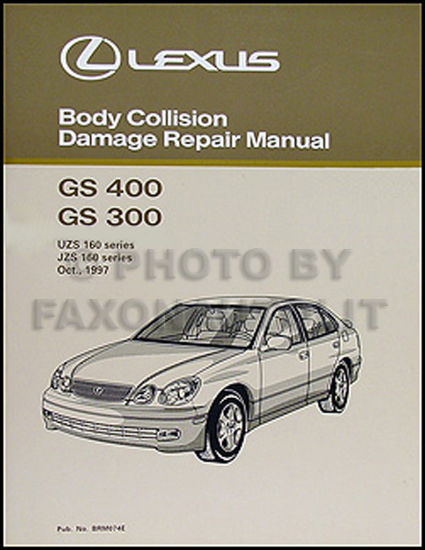 1998 05LexusGSOBM 1999 lexus gs 300 400 wiring diagram manual original Kubota Electrical Wiring Diagram at webbmarketing.co