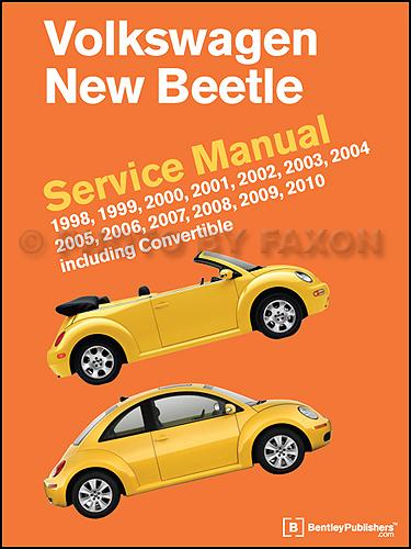 1998 2010 volkswagen new beetle repair manual rh faxonautoliterature com vw new beetle repair manual pdf free vw new beetle repair manual