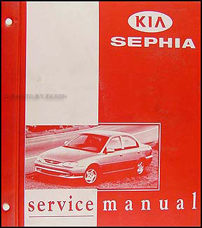 1998 1999 kia sephia repair shop manual original 2000 Kia Sephia Belt Diagram  2000 Kia Sephia Interior Kia Blower Motor Wiring 2002 Kia Sephia
