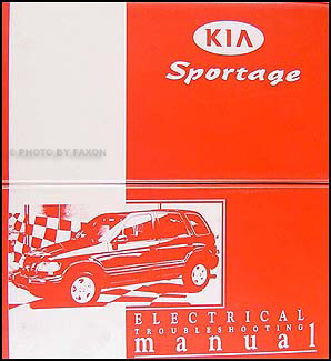 1998 99KiaSportageETM 1998 1999 kia sportage electrical troubleshooting manual original Kia Electrical Wiring Diagram at gsmportal.co
