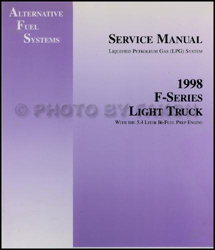1998 ford f150 f250 5 4l engine bi fuel lpg repair shop. Black Bedroom Furniture Sets. Home Design Ideas