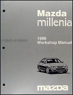 search rh faxonautoliterature com Mazda Millenia Relay Location Mazda Millenia S Specs