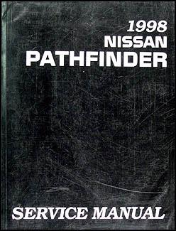 nissan pathfinder 1998 manual
