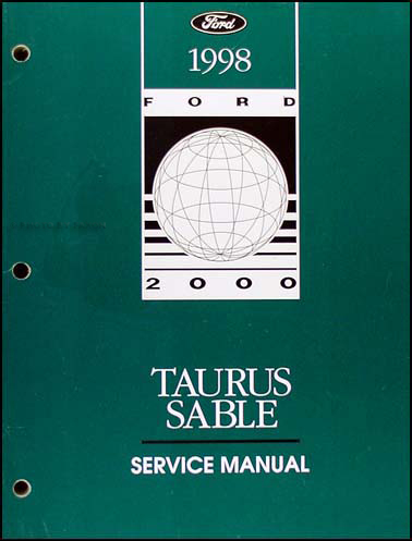 shop manual ford taurus full version  software