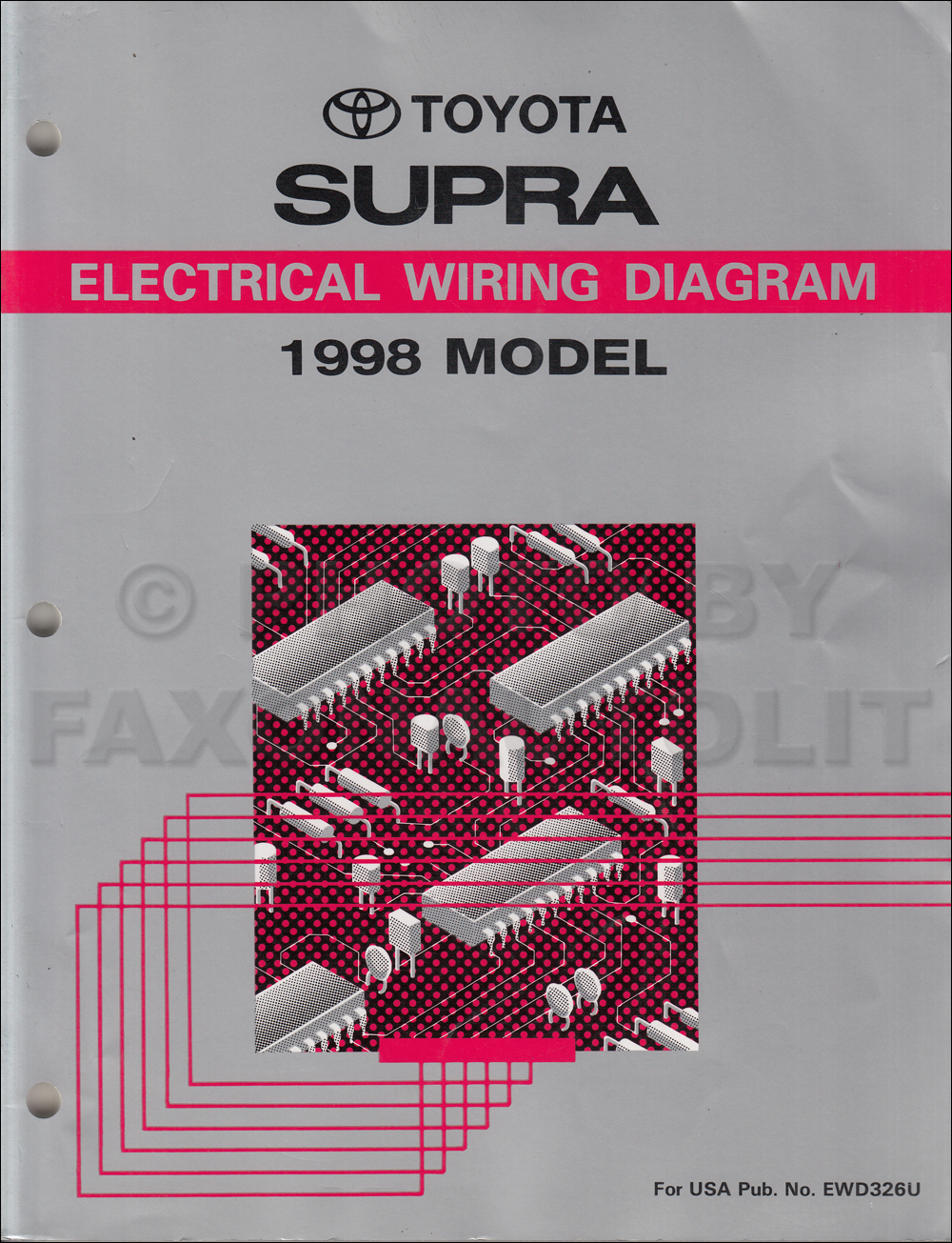 Diagram  1992 Toyota Supra Wiring Diagram Original Full Version Hd Quality Diagram Original