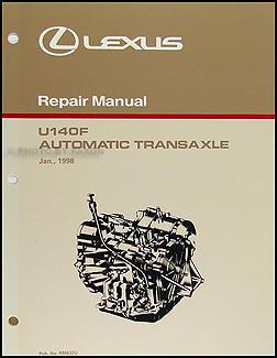 1999 2003 lexus rx 300 4wd automatic transmission overhaul manual rx rh faxonautoliterature com lexus rx300 service manual wire diy 99 lexus rx300 service manual wire diy 99