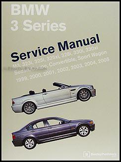 bmw 330i 1999 2005 repair service manual