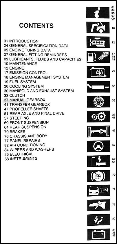 land rover defender td5 repair shop manual 1999 2000 2001