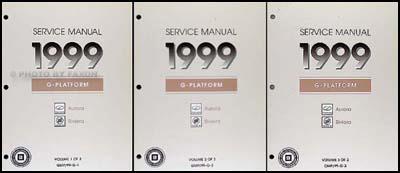 1999 olds aurora buick riviera repair shop manual original 3 rh faxonautoliterature com 2000 Oldsmobile Aurora 2003 Oldsmobile Aurora