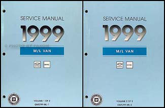 1997 Chevy Astro Van Manual
