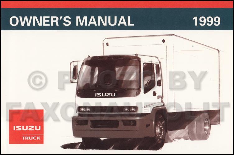 2004 Isuzu Ftr Service Manual