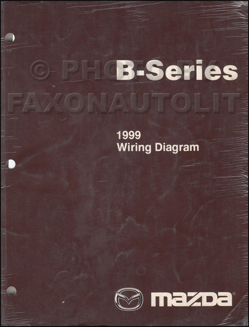 Mazda Truck Wiring Diagram Schematics Diagrams 1995 Mx5 Miata Electrical Original 1999 B3000 Diy Enthusiasts U2022 Rh Broadwaycomputers Us 2008 6