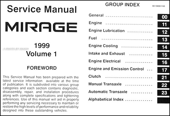 mitsubishi mirage 2001 service manual how to and user guide rh taxibermuda co 2001 mitsubishi mirage repair manual free 2000 mitsubishi mirage owners manual pdf