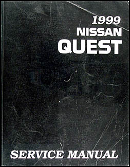 1999 nissan quest owners manual