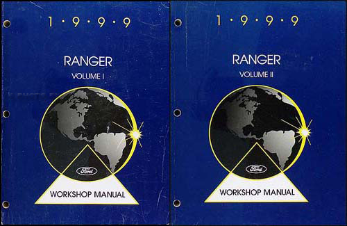 1999RangerORMSet 1999 ford ranger wiring diagram manual original 1999 ford ranger xlt wiring diagrams at fashall.co