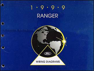 1999 ford ranger wiring diagram manual original rh faxonautoliterature com 1999 ford ranger electrical wiring diagrams troubleshooting manual 1999 ford ranger electrical wiring diagrams troubleshooting manual