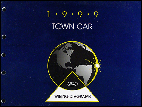 1999TownCarWD 1999 lincoln town car original wiring diagrams 1999 lincoln town car wiring diagram at soozxer.org