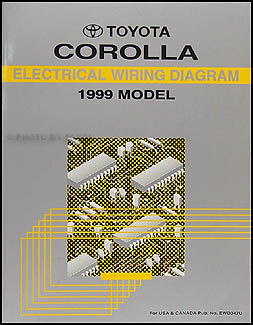 1999 toyota a c installation manual original corolla rav4 tacoma 1999 toyota corolla wiring diagram manual original