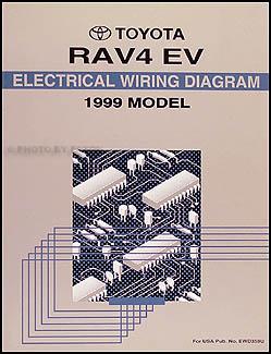 1999 toyota rav4 electric vehicle wiring diagram manual original 1998 RAV4 1999 RAV4 Problems
