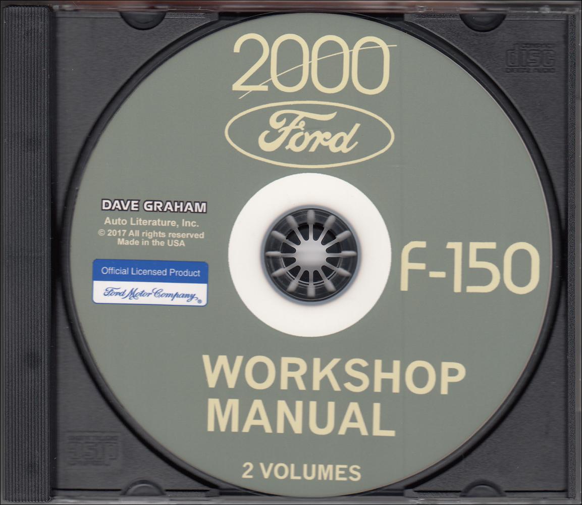 2000 ford f 150 wiring diagram manual original. Black Bedroom Furniture Sets. Home Design Ideas