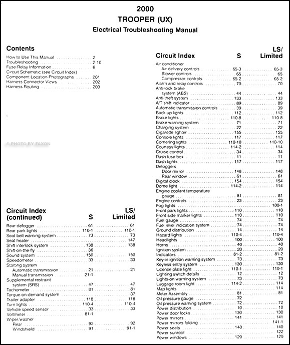 2008 chevrolet kodiak wiring diagram html