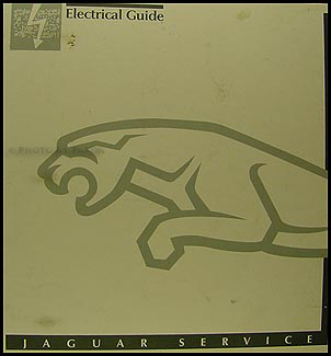 2002 Jaguar X-Type Electrical Guide Wiring Diagram