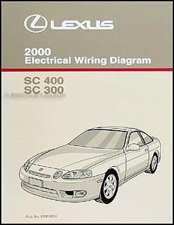 2000LexusSCEWD 2000 lexus sc 300 and sc 400 wiring diagram manual sc300 sc400 1995 lexus sc300 wiring diagrams at n-0.co