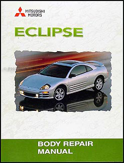 2000 2003 mitsubishi eclipse body manual original rh faxonautoliterature com 2003 mitsubishi eclipse repair manual free 2003 mitsubishi eclipse shop manual