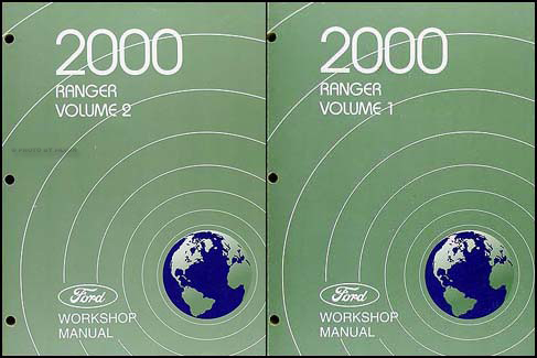 ford ranger owners manual 2000