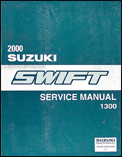 2000 suzuki swift 1300 repair shop manual original 2000 suzuki swift 1300 repair manual original asfbconference2016 Image collections