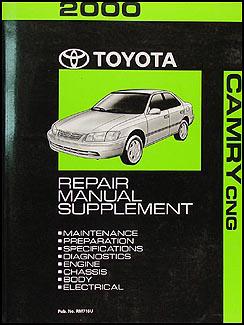2000 toyota camry cng repair shop manual original supplment 2000 toyota camry repair manual free 2000 toyota camry repair manual free