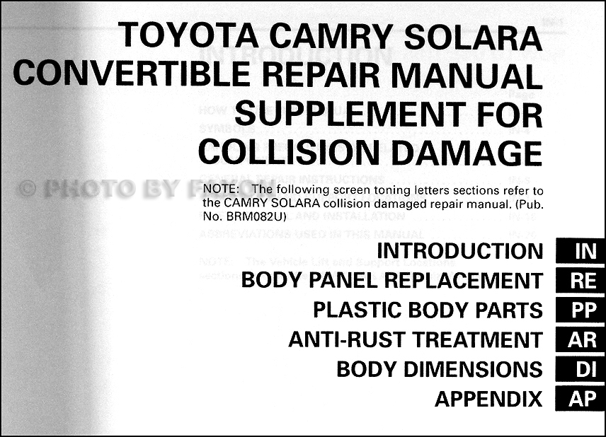 2003 toyota camry owners manual release date price and specs. Black Bedroom Furniture Sets. Home Design Ideas