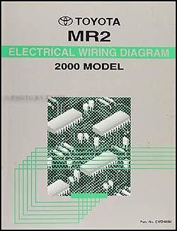 toyota mr2 wiring 2000 toyota mr2 wiring diagram manual original