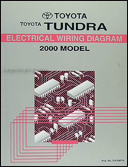 2000 toyota tundra wiring diagram manual original rh faxonautoliterature com 2000 toyota tundra electrical wiring diagram 2000 toyota tundra alternator wiring diagram