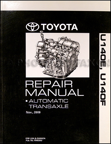 2002 toyota highlander wiring diagram manual original 2001 2006 toyota camry highlander automatic transmission repair shop manual