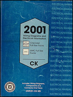 2001 gm ck truck wiring diagram original on 2001 gmc yukon xl wiring diagram GMC C6500 Wiring-Diagram GMC Sierra Wiring Diagram