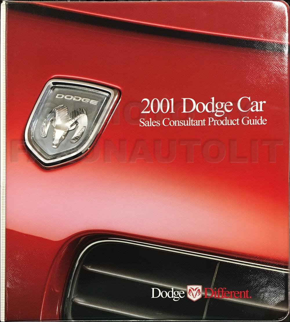 2001 Sebring And Stratus Coupe Body Repair Shop Manual Original