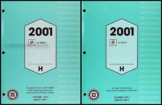 Search 2001 buick le sabre repair manual original 2 volume set publicscrutiny Choice Image