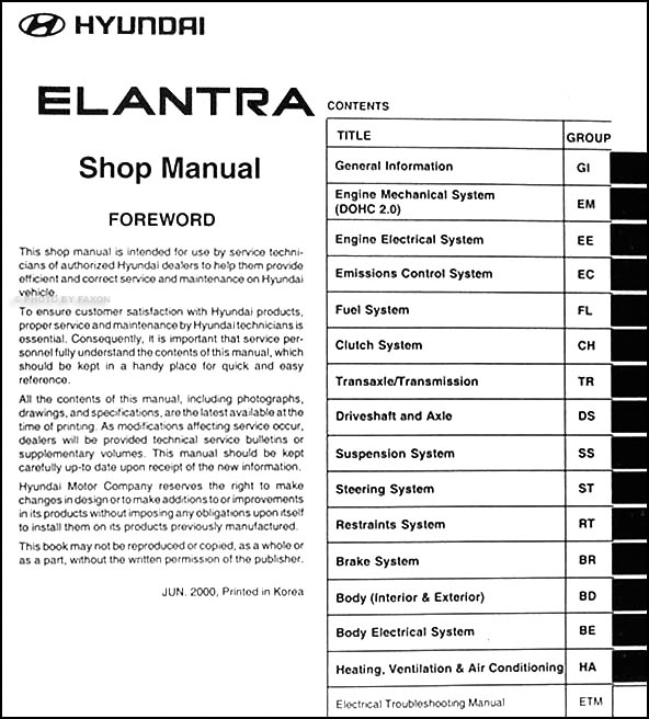 service manual  2001 hyundai elantra owners manual pdf  service manual pdf hyundai matrix 2002 hyundai matrix shop manual hyundai matrix workshop manual free download