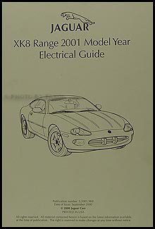 2001JaguarXK8WD 2001 jaguar xk8 electrical guide wiring diagram original jaguar xk8 wiring diagram at fashall.co