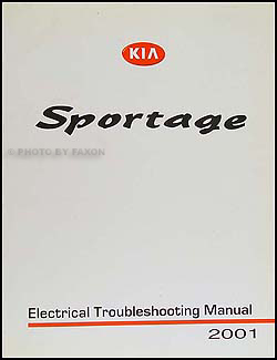 2001 kia sportage electrical troubleshooting manual original asfbconference2016 Image collections