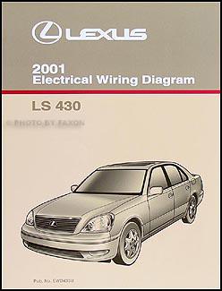 2001 lexus ls 430 wiring diagram manual original rh faxonautoliterature com 2003 lexus ls430 wiring diagram lexus ls430 radio wiring diagram
