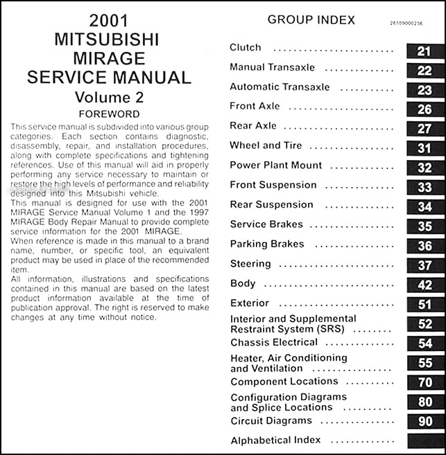 mitsubishi mirage 2001 service manual how to and user guide rh taxibermuda co 2000 mitsubishi mirage workshop manual 2000 mitsubishi mirage service manual