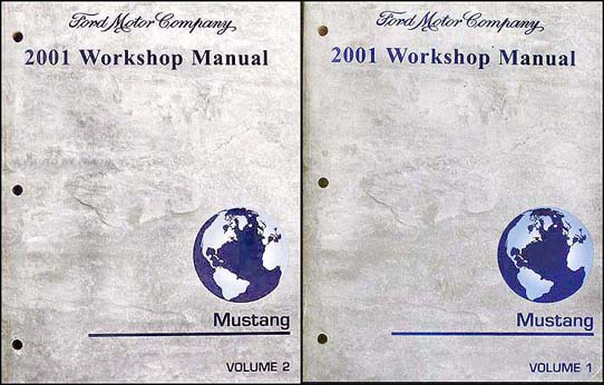 2001 ford mustang repair shop manual original 2 volume set 2001 ford mustang shop manual original 2 volume set publicscrutiny