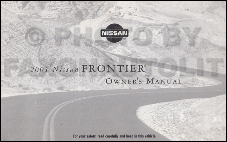nissan owners manual frontier