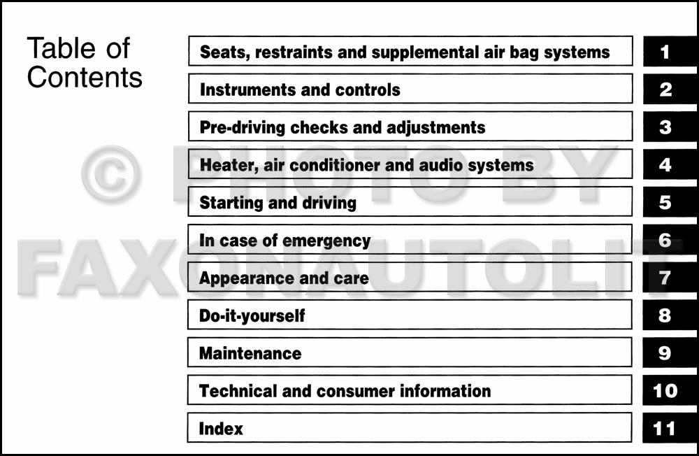 2001 nissan xterra owner s manual original rh faxonautoliterature com nissan xterra owner's manual nissan xterra owners manual 2008